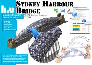 SydneyHarborBridgePoster